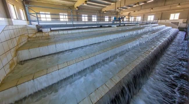 Urfa'da İçme Suyu Sorunu Tarihe Karışıyor-Videolu Haber