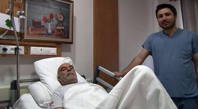 Urfa'da Kalın Bağırsak Kanser Ameliyatı Gerçekleşti