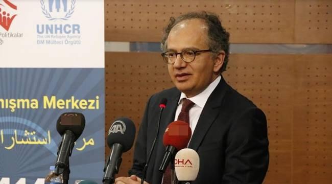 Urfa'da Mülteci Danışma Merkezi Açıldı-Videolu Haber