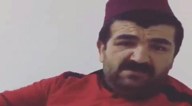 Urfa'da Seyyar Satıcıdan Yeni Eylem Provası-Videolu Haber