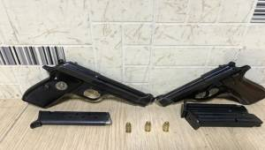 Urfa'da Silah Kaçakçılarına Operasyon, 2 Kişi Tutuklandı