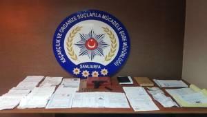 Urfa'da Tefecilere Operasyon, 6 Kişi Tutuklandı