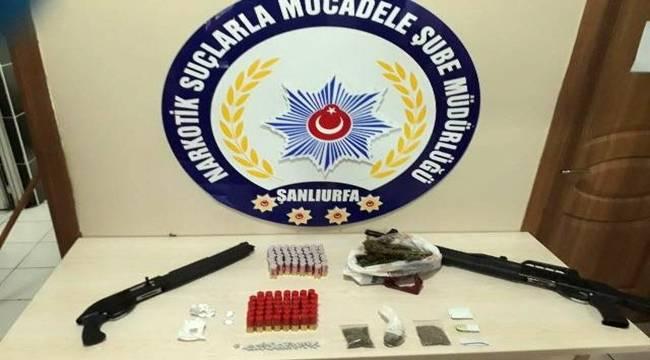 Urfa'da Torbacı Operasyonu, 6 Gözaltı