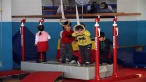 Urfa'daki Anaokulları Sporla Tanışıyor