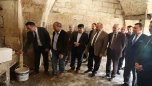 Urfa'daki Tarihi Kuyulu Ev Restore Ediliyor-Videolu Haber