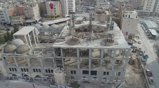 Urfa'nın En Büyük Külliyesi Yükseliyor-Videolu Haber