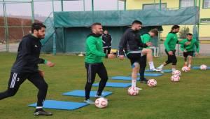 Urfaspor, Sakaryaspor Maçına Hazırlanıyor