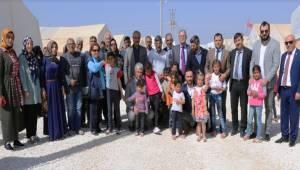 UYGAD ve STK'lar Akçakale'ye Çıkarma Yaptı-Videolu Haber