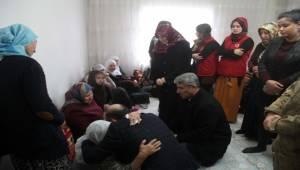 Vali Ustaoğlu, Yaralı Askeri Ziyaret Etti