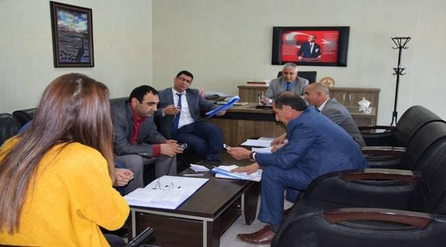 Viranşehir Belediyesinde Taşeron Kadro Sınavı Yapıldı