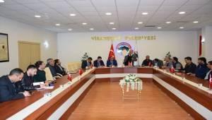 Viranşehir'de Klima İhalesi Yapıldı