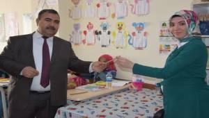 Viranşehir'de Tohumlu Kalem Dağıtılıyor