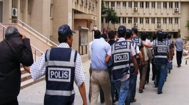 10 İlde FETÖ Operasyonu 8 Gözaltı