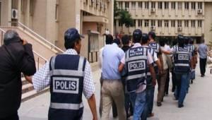 8 İl'de 19 Kişi Gözaltına Alındı