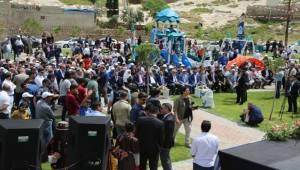 Abdulkadir Yüksel Parkı Hizmete Açıldı