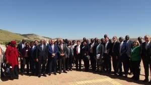 Afrika Büyükelçileri ve Diplomatları Şanlıurfa'da