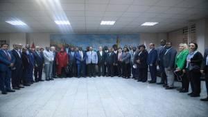 Afrikalı Büyükelçilere Şanlıurfa Tanıtıldı