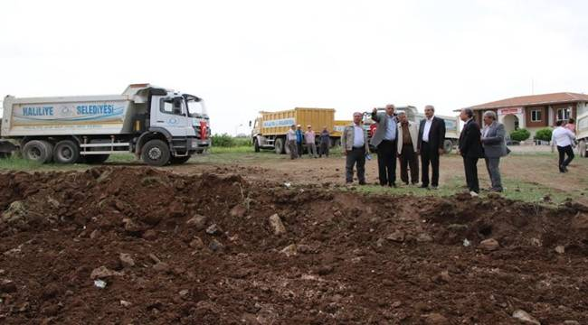 Ahmet Yesevi Mahallesine 3 Yeni Park Yapılıyor