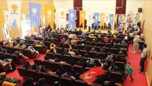 Ak Parti Ceylanpınar ve Viranşehir Kadın Kolları Seçimi Yapıldı