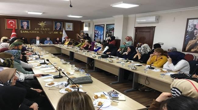 Ak Parti'de Kadın STK'lar İle Önemli Görüşme
