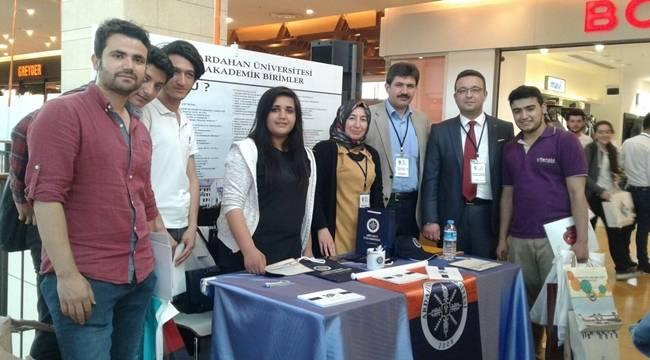 Ardahan Üniversitesi Şanlıurfa Fuarına Katıldı
