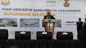 Bakan Elvan, Şanlıurfa, Hedefini Yükseltiyor