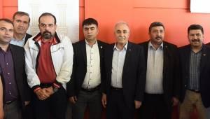 Bakan Fakıbaba, Gazete Sahipleri ile Buluştu