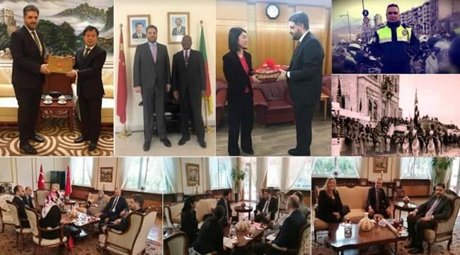Büyükelçi Önen'in Durmak Yok, Yola Devam
