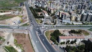 Çevik Kuvvet Kavşağı İçin Alternatif Yollar Açıldı
