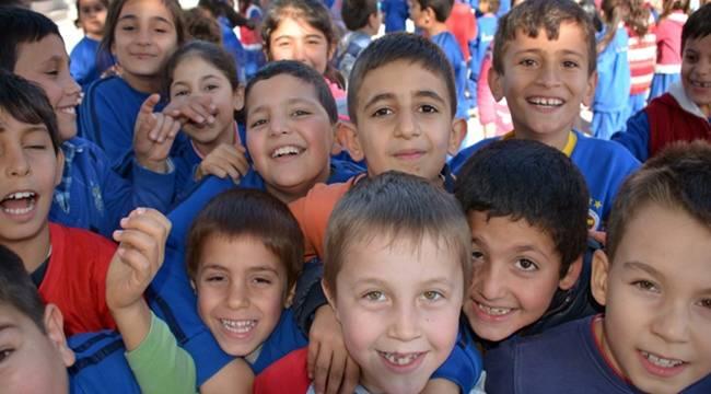 Çocuk nüfus oranının en yüksek olduğu il Şanlıurfa oldu