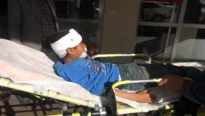 Çocukların Tehlikeli Oyunu Hastanede Son Buldu