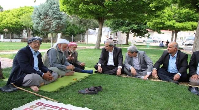 Demirkol, Süleymaniye Mahallesinin Taleplerini Dinledi