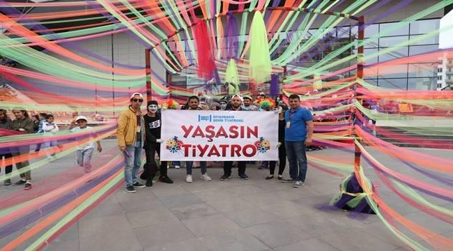 Diyarbakır'da 1. Çocuk Tiyatro Festivali