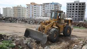 Doğukent 'te Yeni Yollar Açılıyor-Videolu Haber