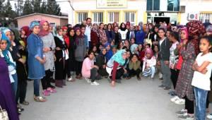 Eğitimde Anne Kız El Ele Eğitim Projesi Harran'da