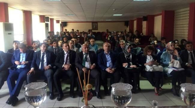 Eyyübiye'de İYEP Toplantısı Yapıldı