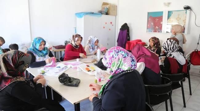 Eyyübiye Belediyesi Kadınlara Önem Veriyor