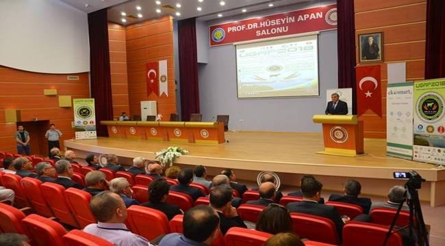 GAP Tarım ve Hayvancılık Kongresi Başladı