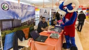 Giresun Üniversitesi Urfalı Adaylara Tanıtıldı