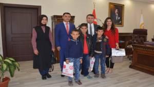 Girne İlkokulunda Otizm Haftası Farkındalık Ziyareti