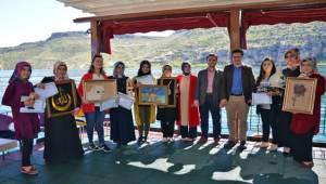 Halfeti'de Kadınlar İstihdama Kazandırılıyor