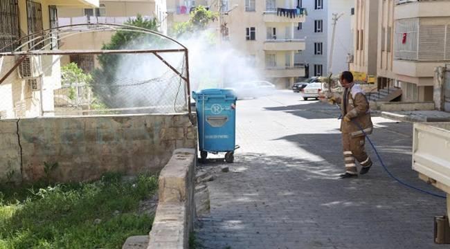 Haliliye'de Haşere ve Sinekle Etkin Mücadele-Videolu Haber