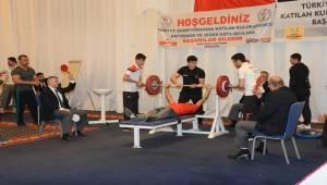 Halter Şampiyonasında Şanlıurfa 4 Madalya Kazandı