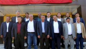 Harran'dan Mehmetçik Vakfı'na Destek