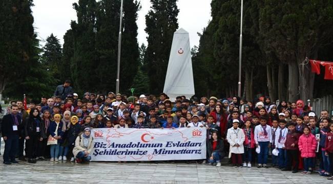 Harranlı 150 Öğrenci Trabzon'u Gezdi