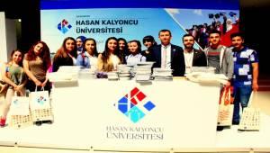 Hasan Kalyoncu Üniversitesi, Şanlıurfa Fuarına Katıldı
