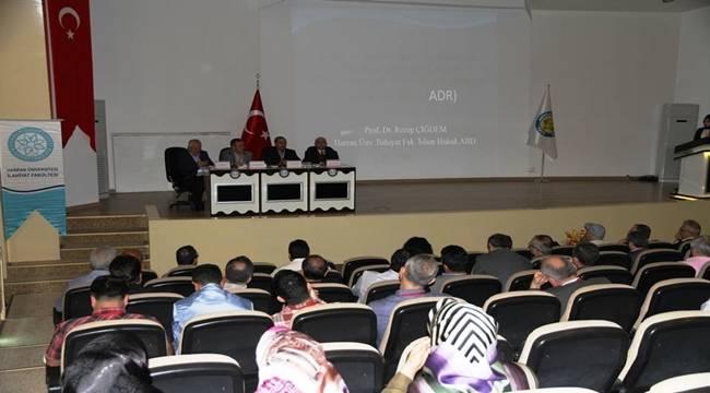 İslam Hukukçuları Sempozyum Düzenledi