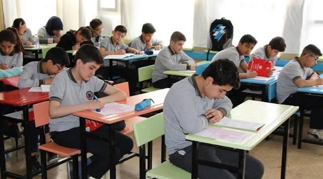 İstiklal Marşı Konulu Ödüllü Deneme Sınavı Yapıldı