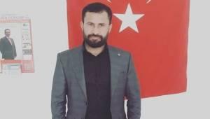 İyi Parti Akçakale İlçe Başkanı İbrahim Toygar Oldu