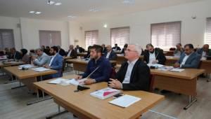 Karaköprü'de 2017 Faaliyet Raporu Meclis'ten Geçti